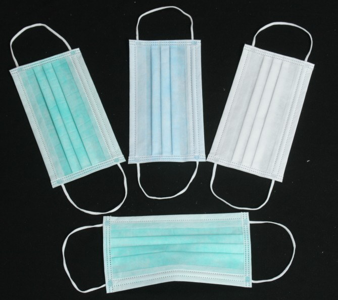 Disposable Non-Woven Face Mask for Medical Use
