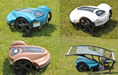 Electric Automatic Robot Lawnmower (FG508)