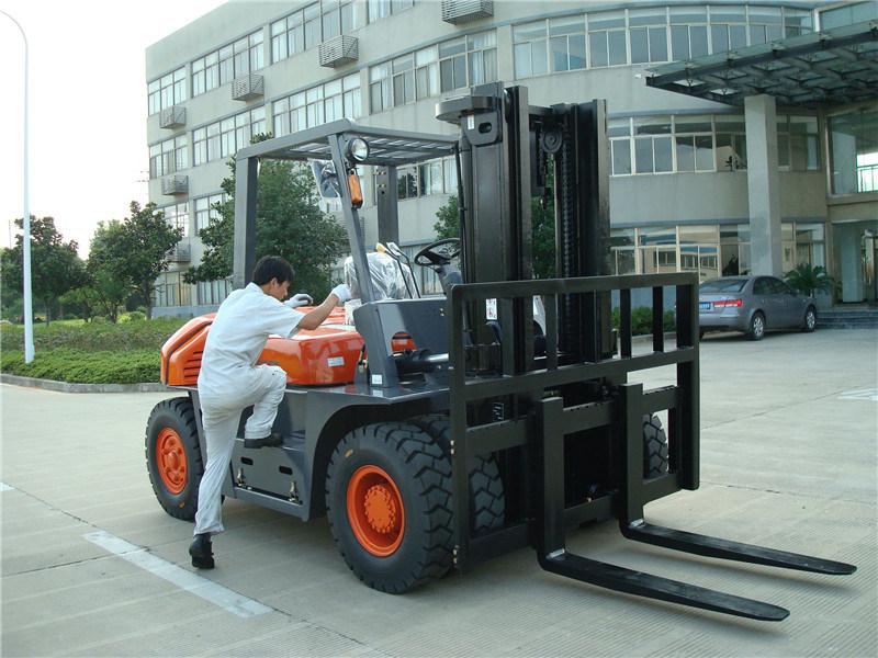 5t Diesel Forklift Truck for Sale