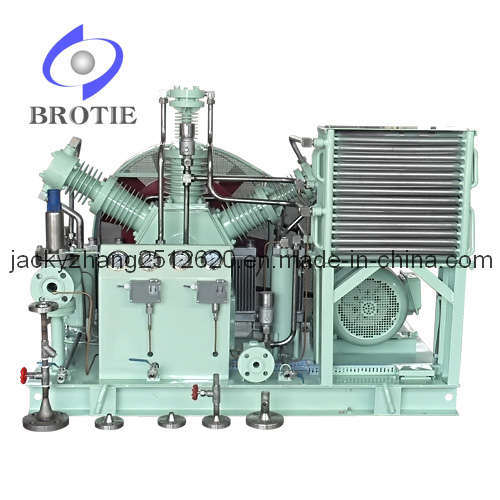 Brotie Totally Oil-Free CO2 Gas Compressor