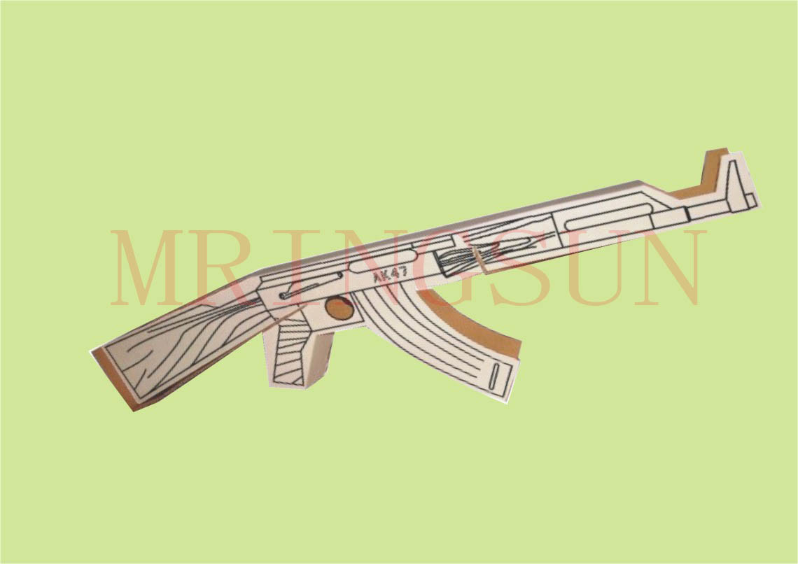 Toy Ak 47 http://manger-pan.en.made-in-china.com/product/lbEQOioAYcWR/China-DIY-Paper-Toy-AK47-.html