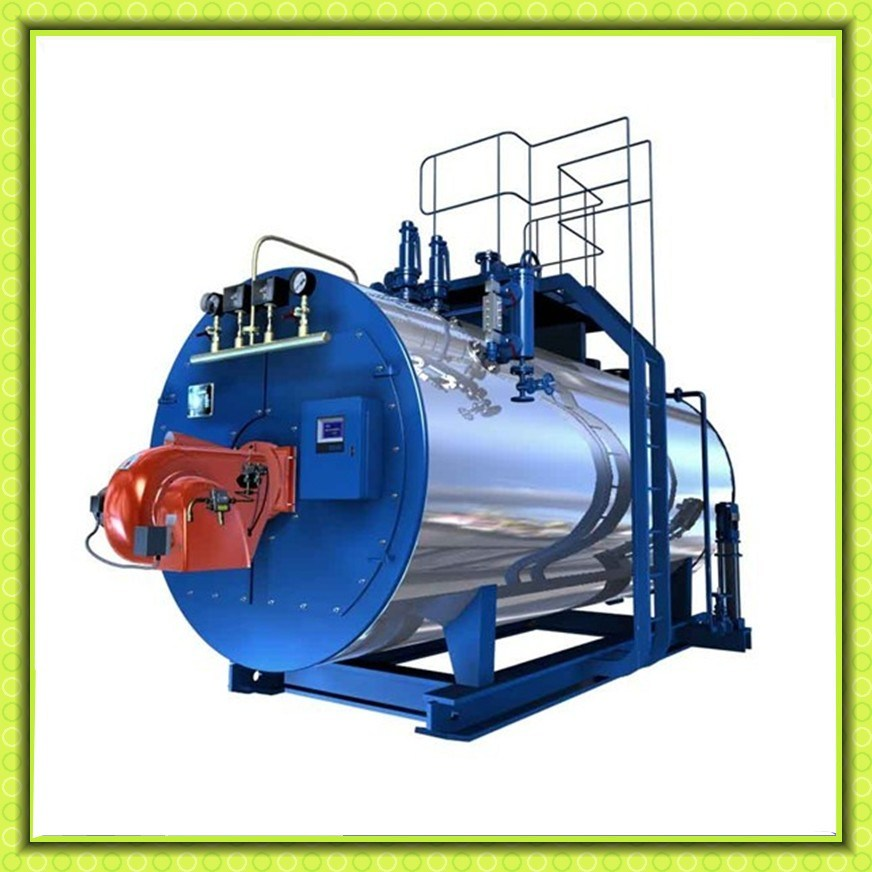 Gas Burners For Boilers : China big capacity environmental oil and gas steam boiler