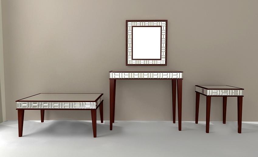 China Venetian Mirrored Furniture Range - China 2 Vertical + 2 ...