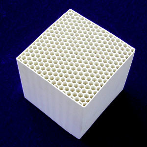 High Quality Honeycomb Ceramic as Rto Heater