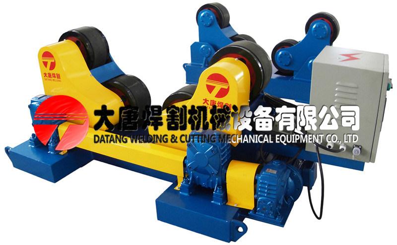 Dzg Standard Self-Alignment Welding Tank Rotator