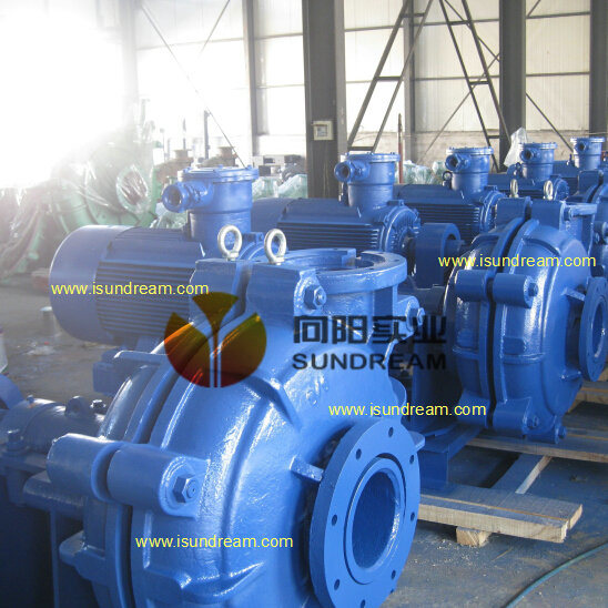 Slurry Pump, Mud Pump (AH)
