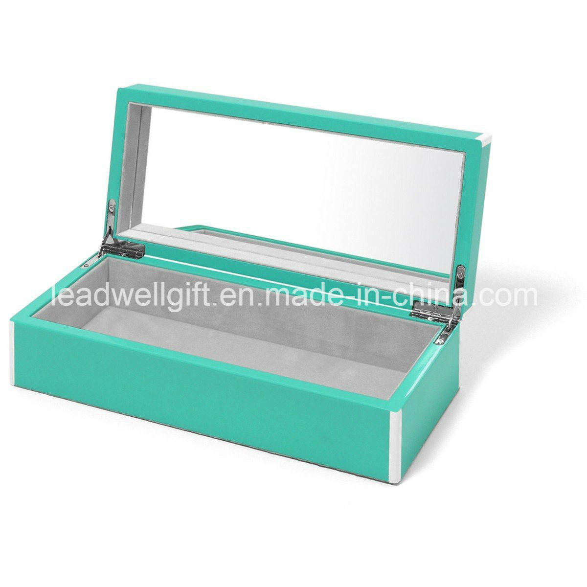 Lacquer Vanity Box with High Gloss Case