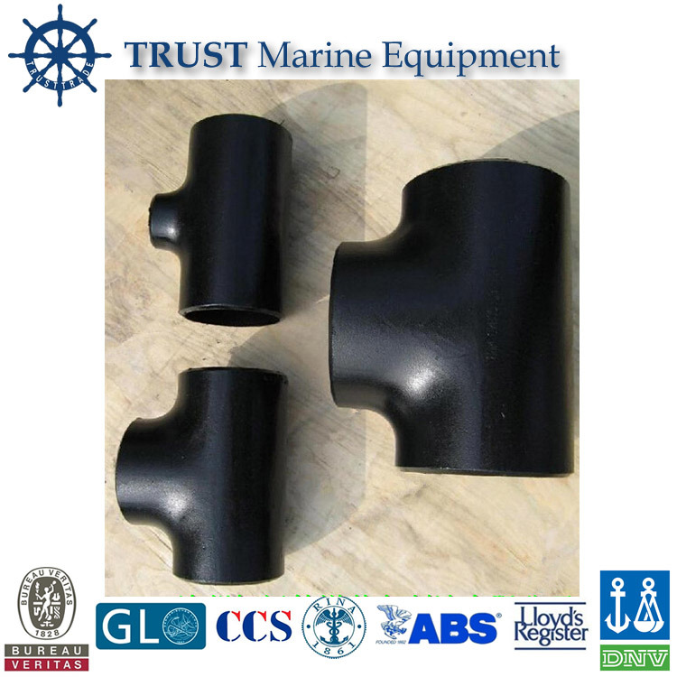Stamless Carbon Steel Reducing Tee Joint Pipe Tube Pipe Fittings