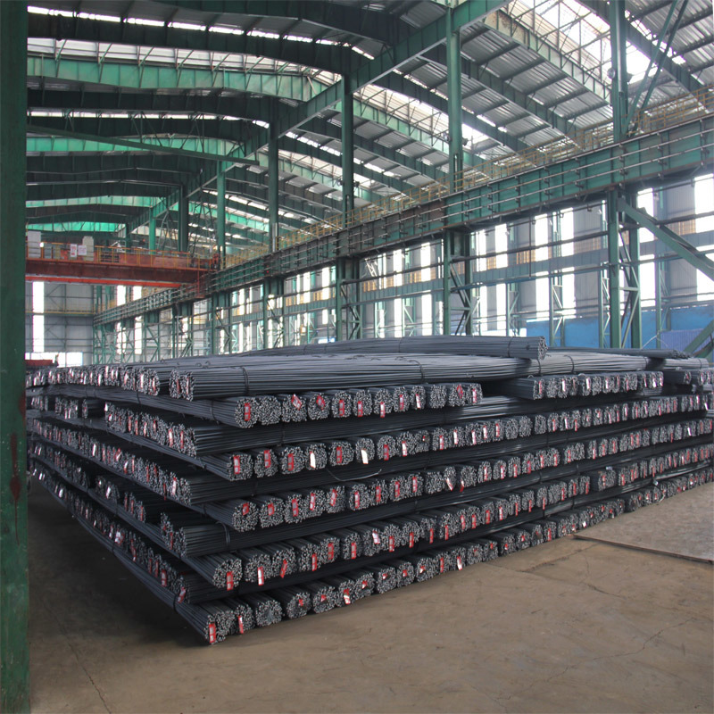 ASTM Gr60 Deformed Steel Bar From China Tangshan Manufacturer