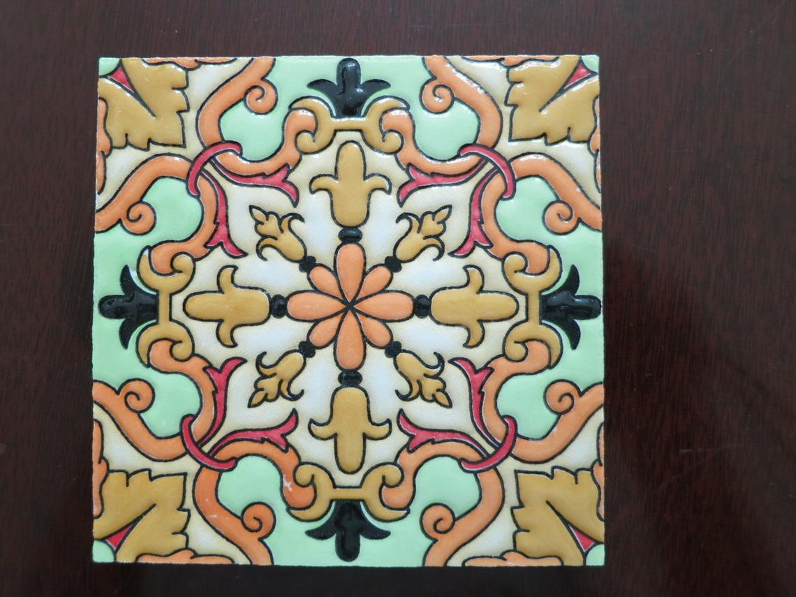 Ceramic art wall tiles