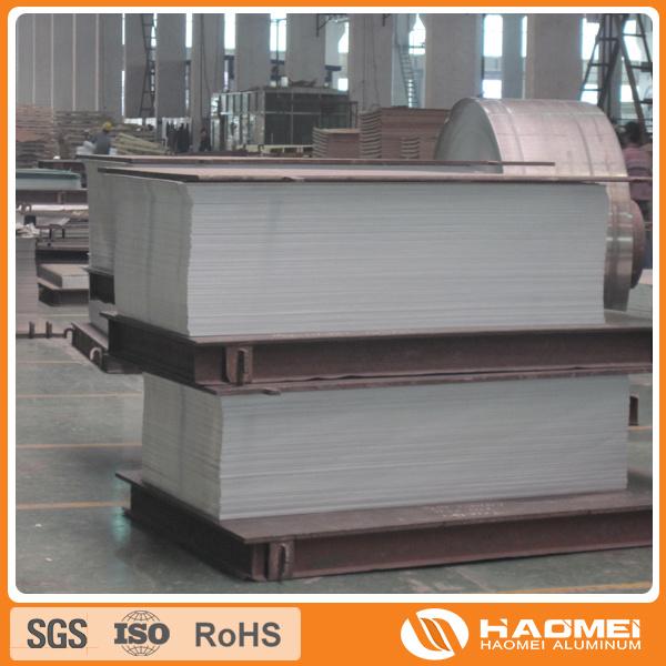 Hot Sale Polished Hammer Aluminium Sheet (for LED Lighting)