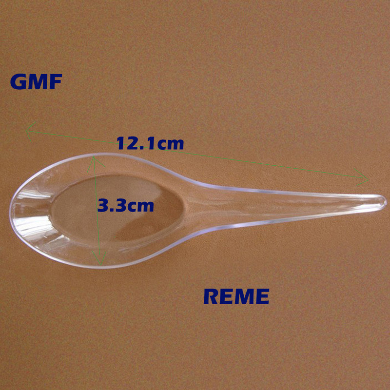 PP/PS Disposable Spoon Plastic Spoon Soup Spoon