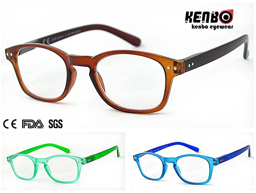 Hot Sale Fashion Reading Glasses, CE FDA Kr5104