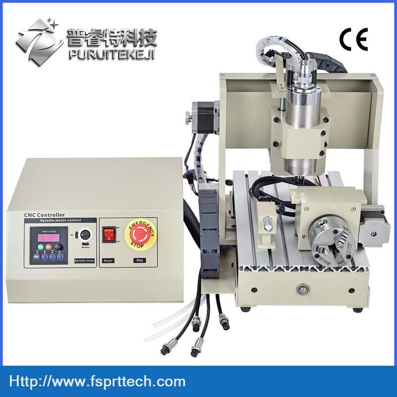 Water Cooling System Woodworking CNC Router Machine