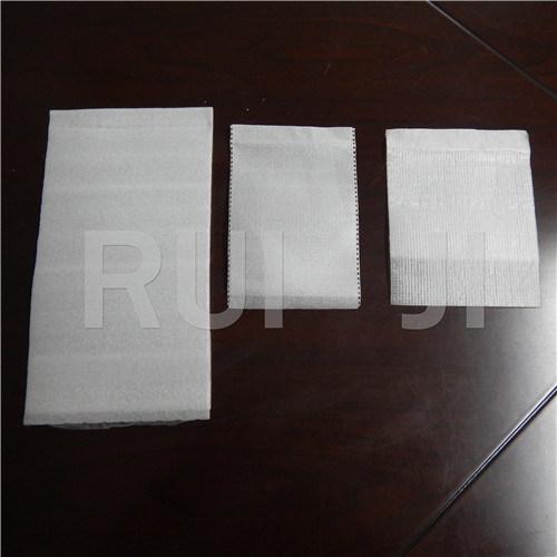 Double Line EPE Foam Bag Making Machine