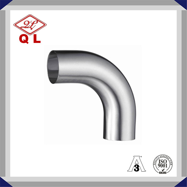 3A SMS DIN Sanitary Stainless Steel Food Grade Welded Clamped Pipe Fittings
