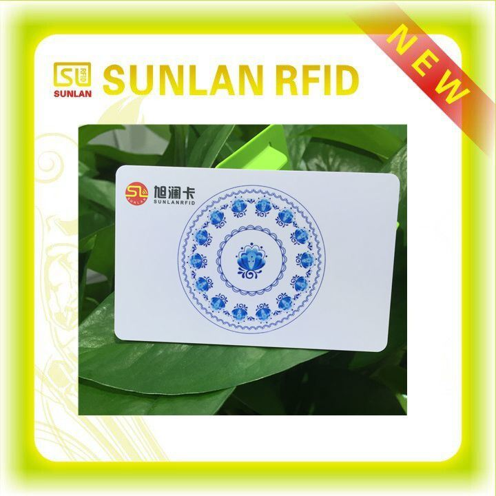 Free Sample! RFID Card/Contactless Smart Card/PVC ID Card/Blank RFID Card/NFC Card/Proximity Card/Transparent Business Card/Hotel Key Card for Access Control