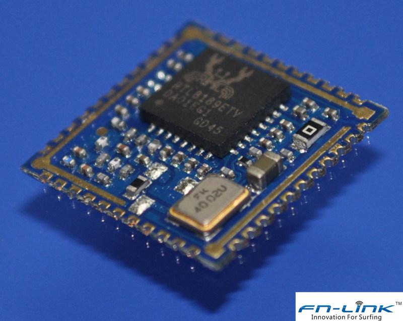 802.11b/G/N 1T1R Sdio Wi-Fi Module (RTL8189ETV)