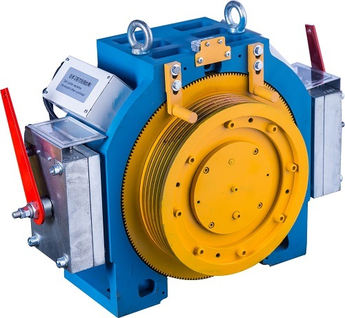 Gearless Traction Machine (MINI 6 series)