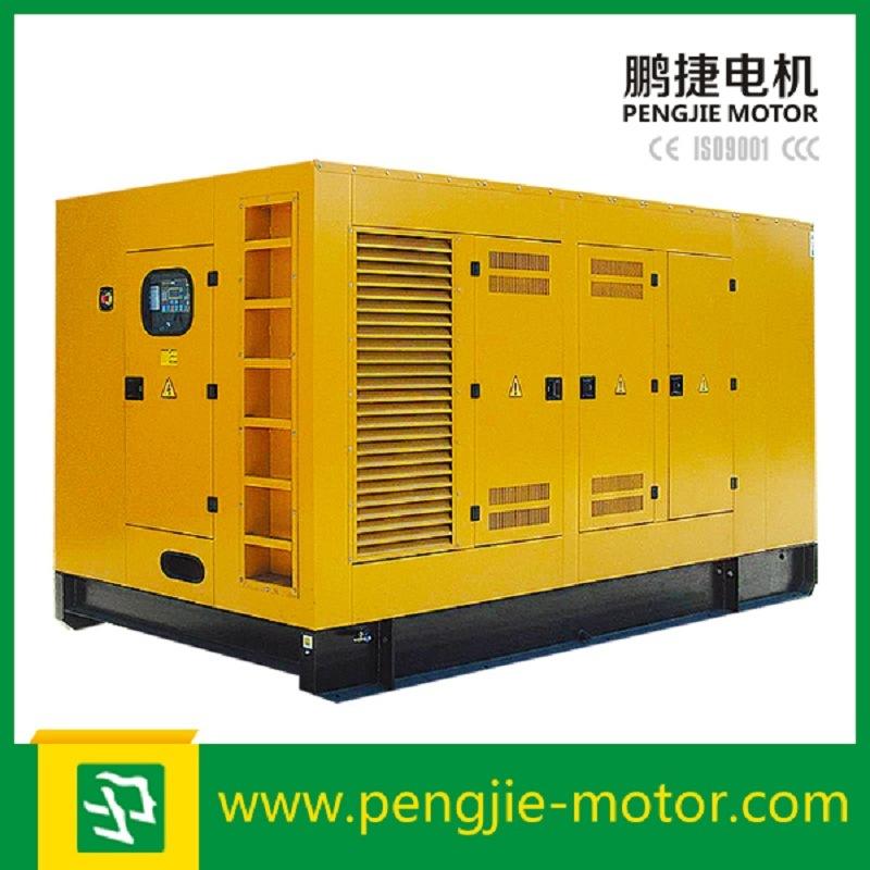 1500rpm/1800rpm Silent Diesel Generator Set with Cummins Engine