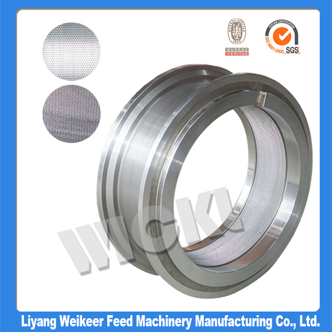 Long Working Life Ring Die for Feeds Pellet Mill