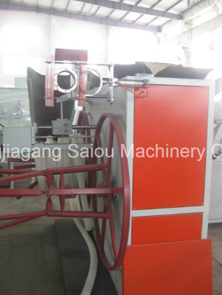 PP/PE/PVC Corrugated Pipe Making Machine