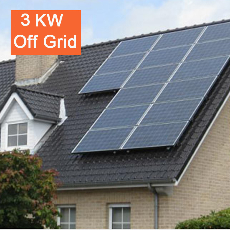 High Efficiency Green Energy 3kw Solar Module