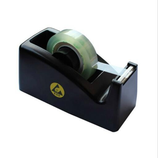 Black Antistatic ABS Tape Dispenser