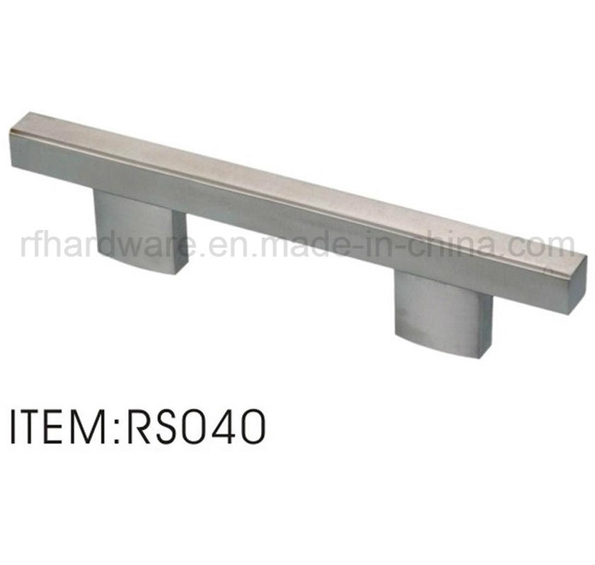 Hollow Square Pipe Stainless Steel Handle