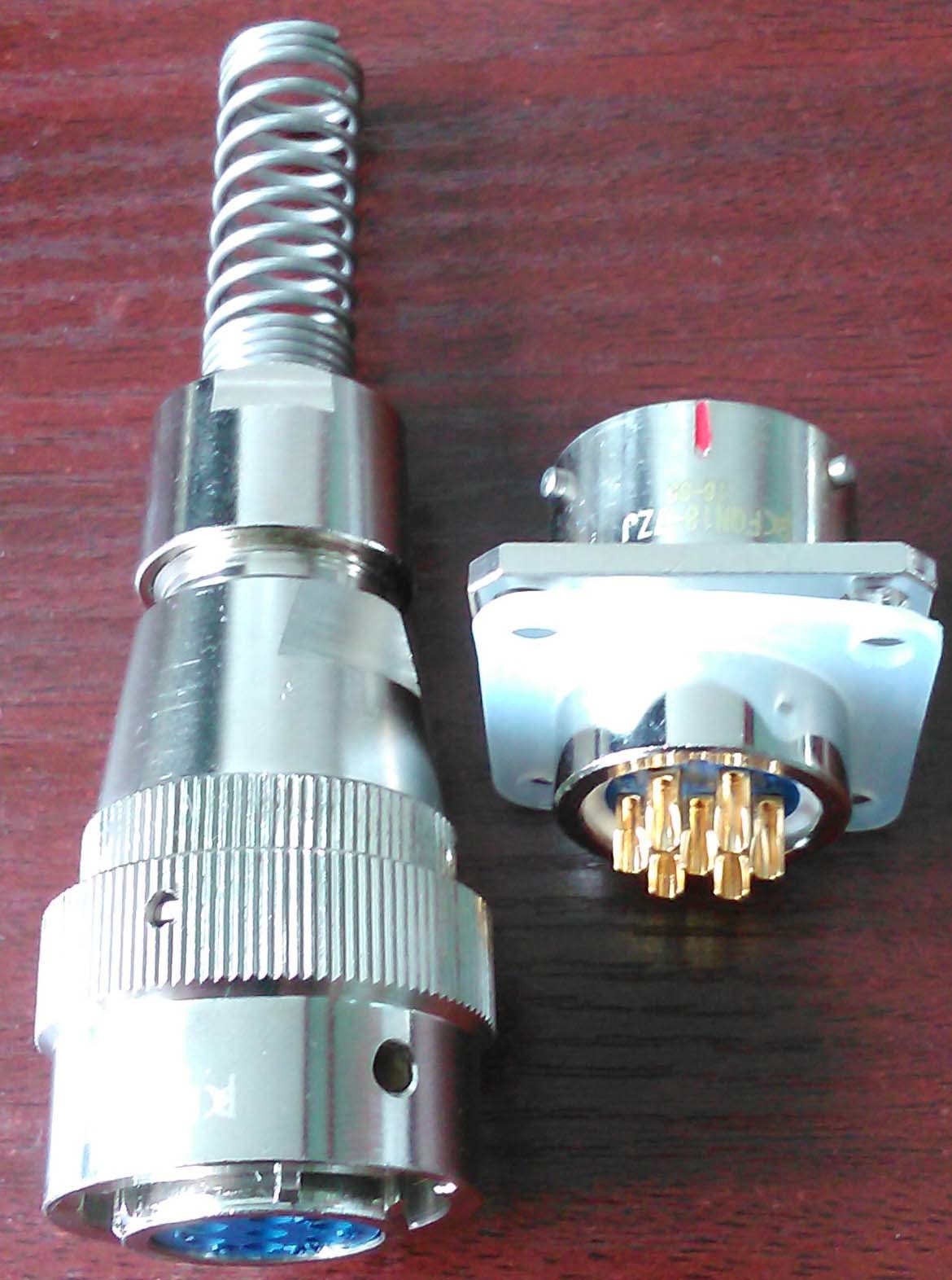 Water Proof Fqn18 Series Connector