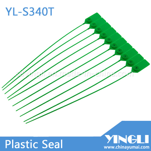 Adjustable Plastic Security Seals with Marking and Printing