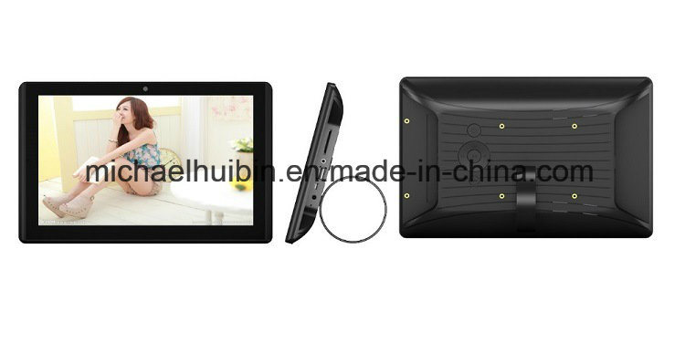 10 Inch Capacitive Touch Screen Remote Publish Digital Signage (A1002T-A33)