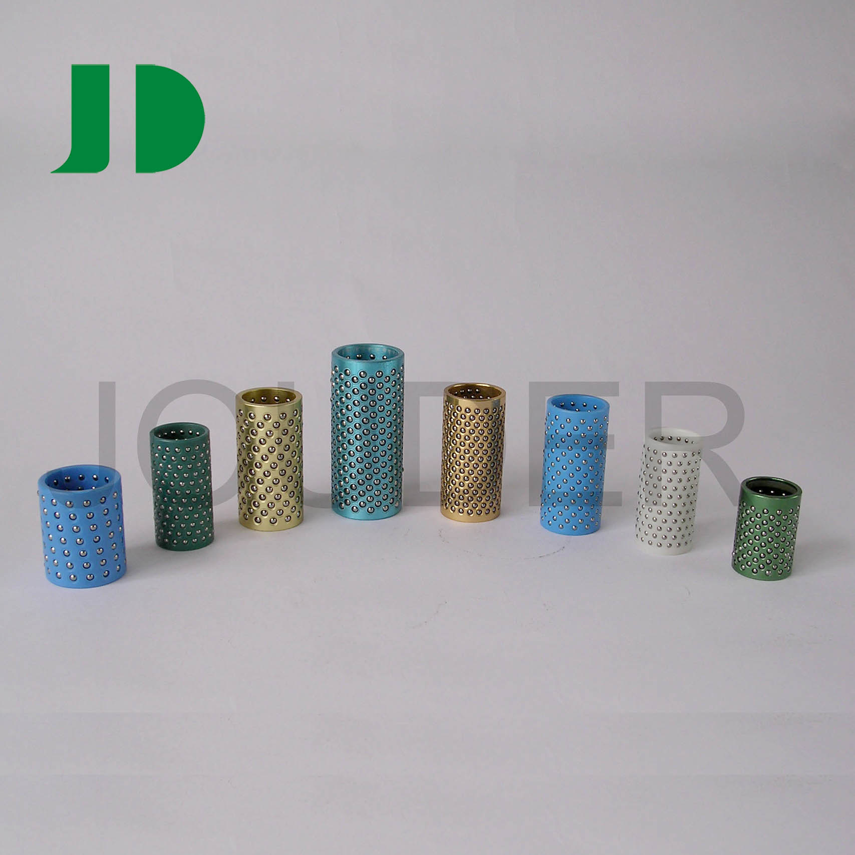 Ball Bearing Cage Made in Bronze or Aluminum or Plastic