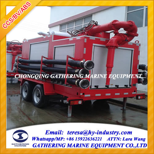 600m3~1800m3 Containerized Fifi System Unit