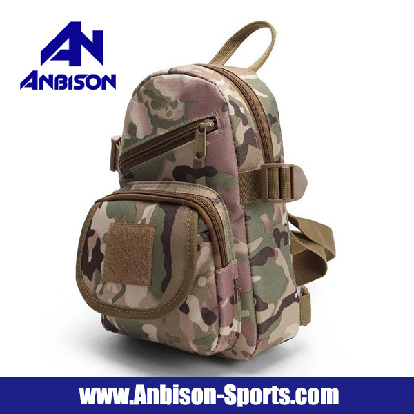 Anbison-Sports Mini Tactical One Shoulder Bag Military Chest Bag