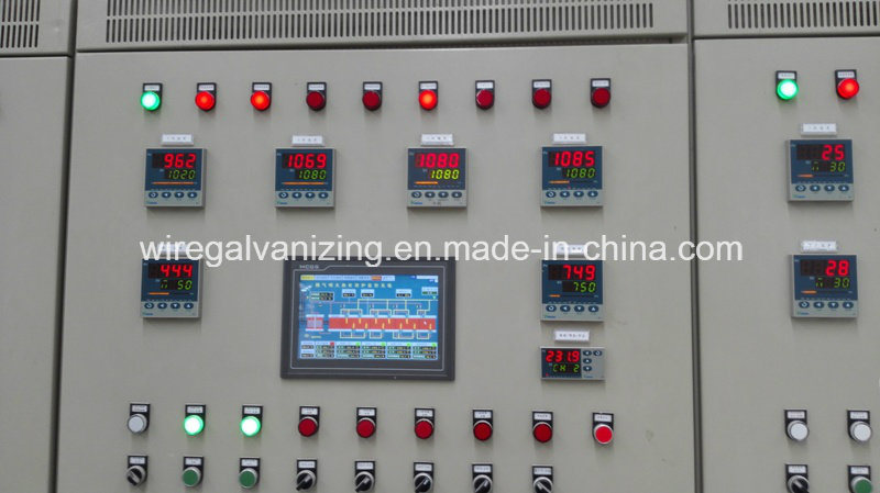 Steel Wire Annealing Furnace Type B