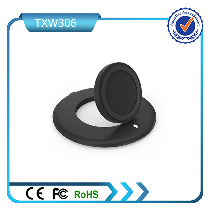 China Supply Qi Wireless Charger Universal Wireless Phone Charger Qi Wireless Charging Pad