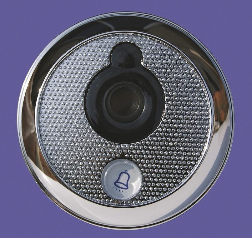 Peephole Viewer Door Bell