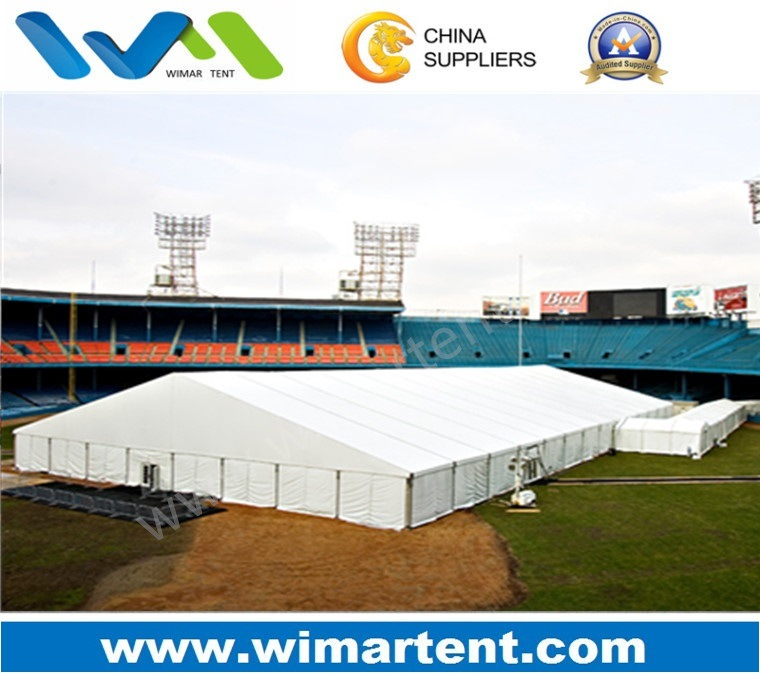 with 40m Aluminum Structure Sports Hall Tent