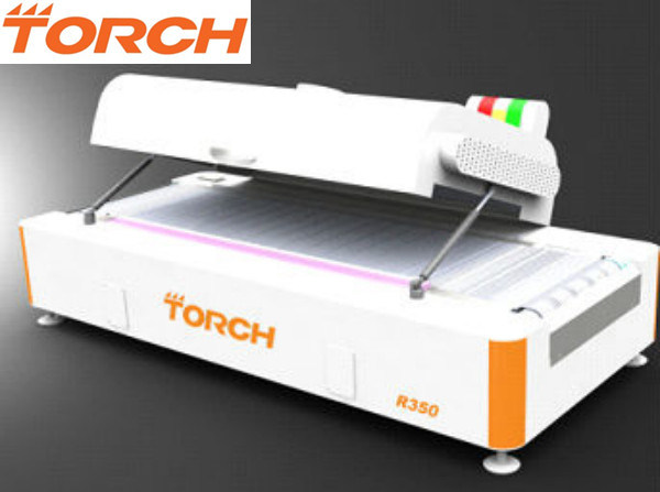 12heating Zone Small Desktop Reflow Oven R350 (TORCH)