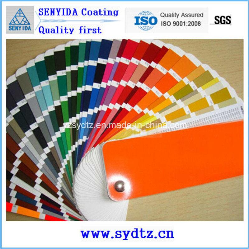 Hot Thermosetting Epoxy Polyester Powder Coating Paint