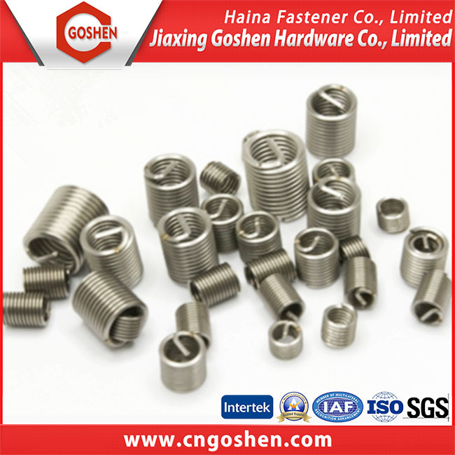 Stainless Steel Wire Thread insert(M2-M30, 4-40UNC--7/8-9UNC)