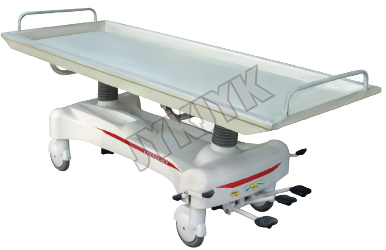 Luxurious Rise-and-Fall Stretcher Cart Hospital Bed