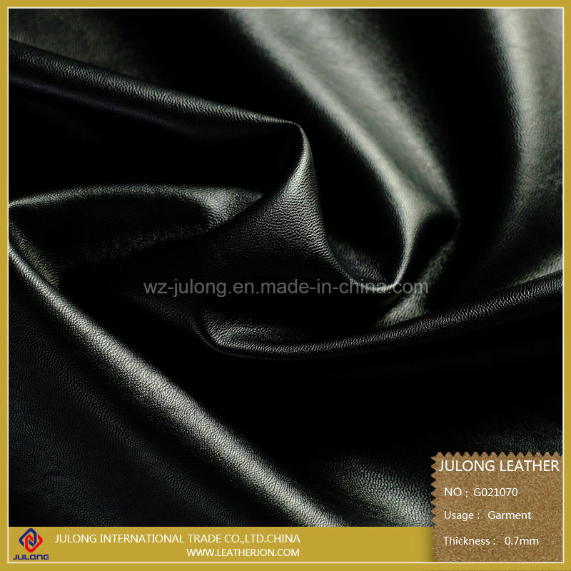 Environmental  Protection Leatherette & Artificial Synthetic Leather PU Leather for Garment (G021)