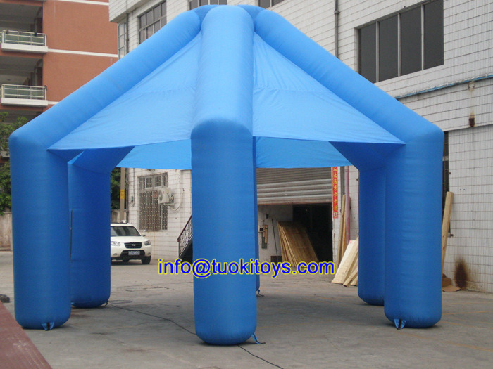 Double Stitching Inflatable Tent for Amusenment Park (A761)