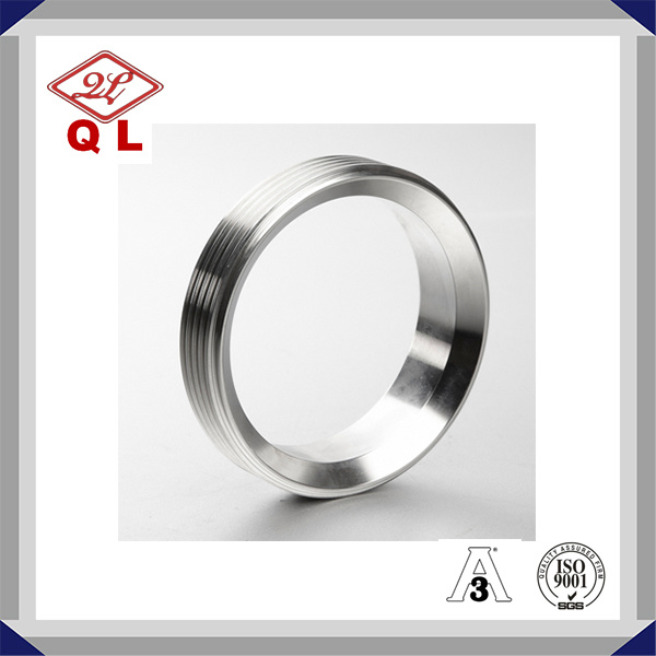 3A Sanitary Stainless Steel Fitting 15trf or 15A Male