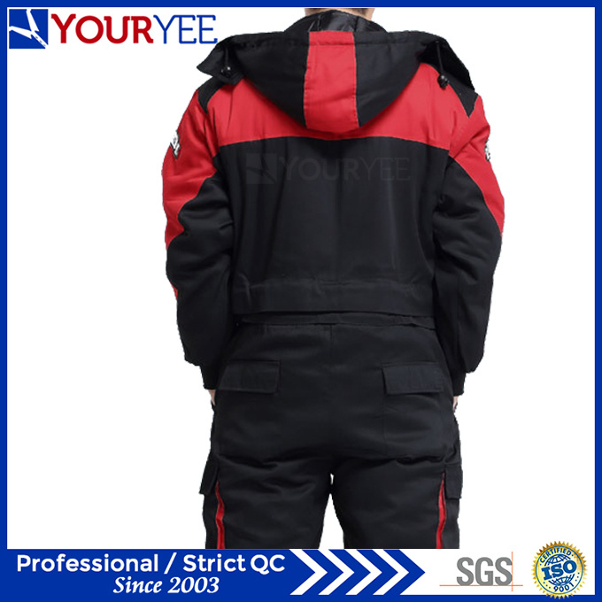 Winter Thicken Warm Work Coveralls Fashion Workwear Boiler Suits (YLT113)