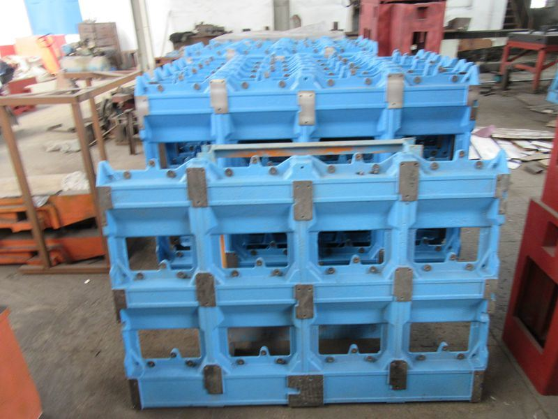 Casting of Textile Machine