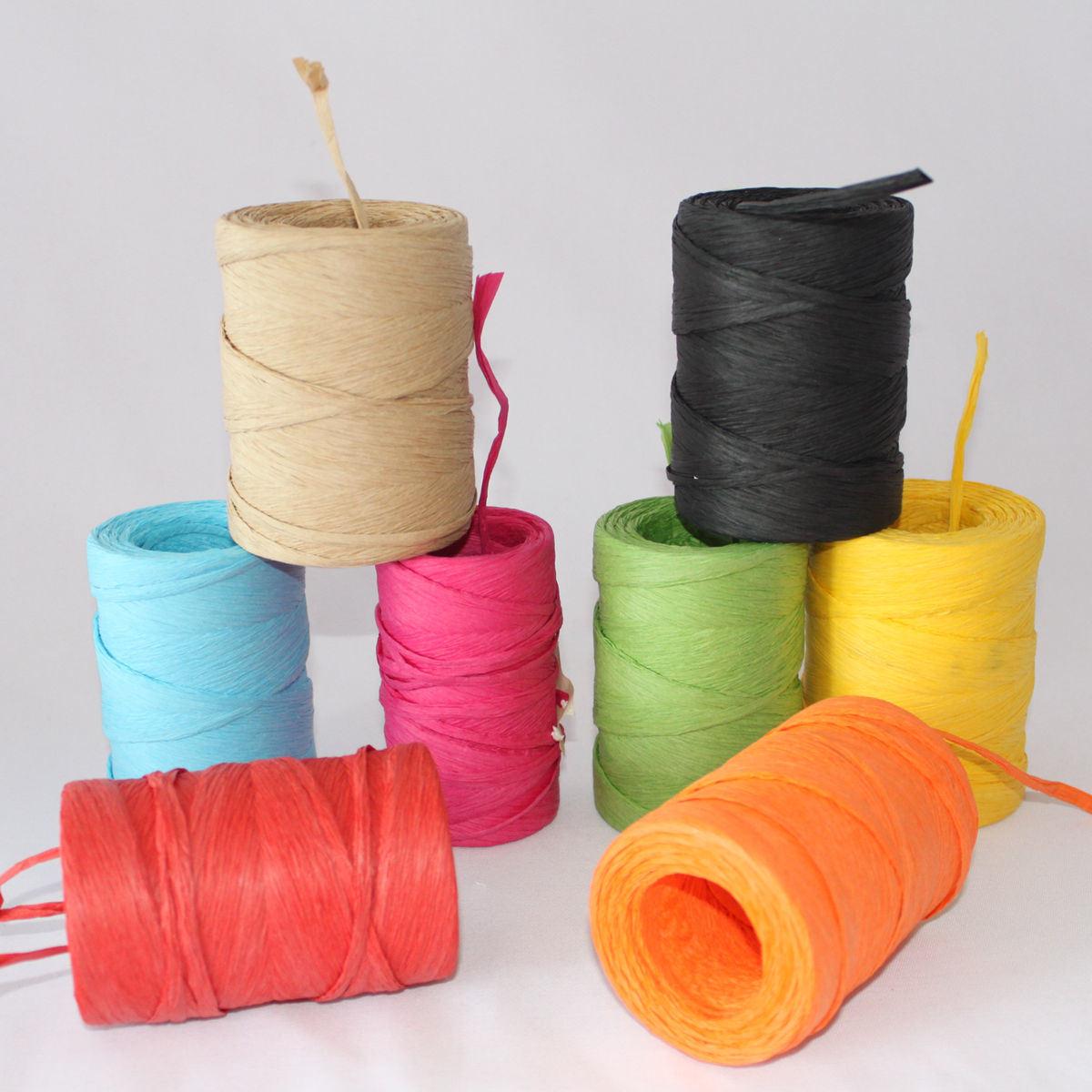 Cheap Raffia Curling Ribbon Wholesale