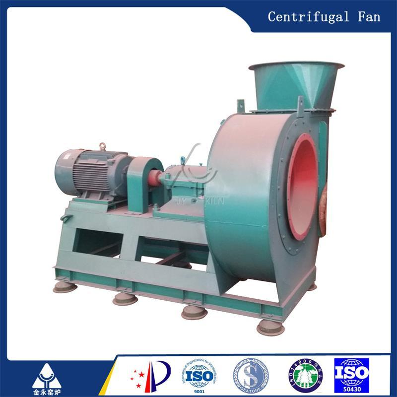 Large Industrial Ventilation Centrifugal Exhaust Fan